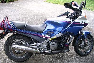 Yamaha FJ 1200 A (ABS)