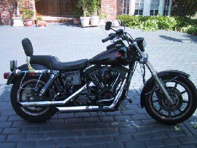 Harley-Davidson Dyna Glide Sturgis