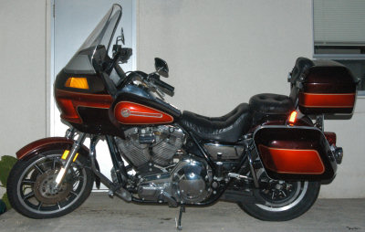 Harley-Davidson FXRT 1340 Sport Glide