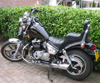 Kawasaki Z 450 LTD
