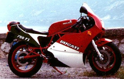 Ducati 750 F1