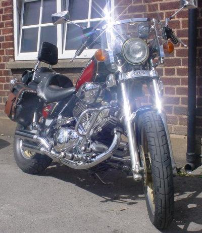 Yamaha XV 1000 Virago