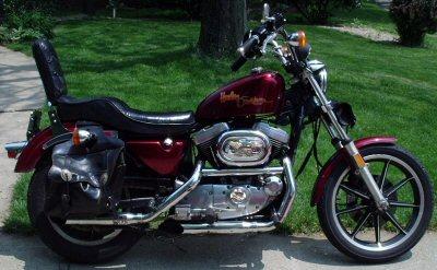 Harley-Davidson XLH Sportster 1100 Evolution