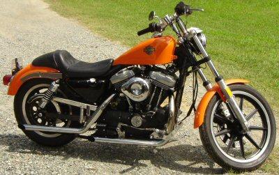 Harley-Davidson XLH Sportster 883 Evolution
