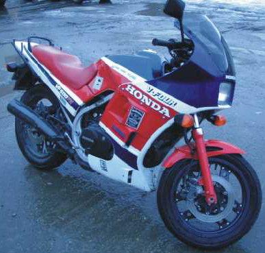 Honda VF 500 F 2