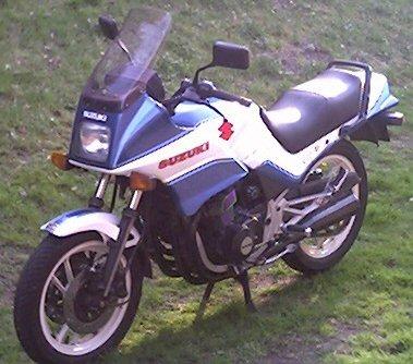 Suzuki GSX 550 ES