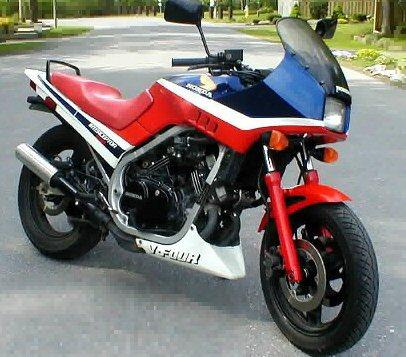 Honda VF 500 F