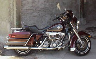 Harley-Davidson FLHTC 1340 Electra GIide Classic