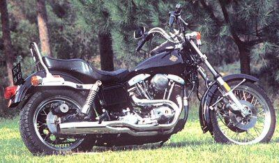 Harley-Davidson FXEF 1340 Fat Bob