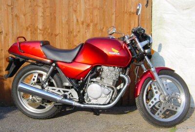 Honda XBR 500 N