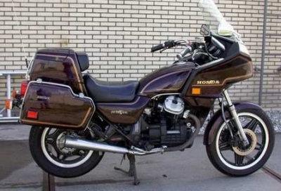 Honda GL 650