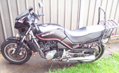 Suzuki GS 250 FWS