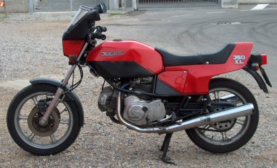 Ducati 350 XL