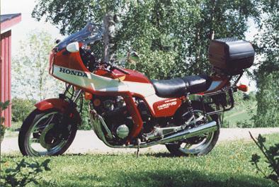 Honda CB 900 F 2 Bol d`Or