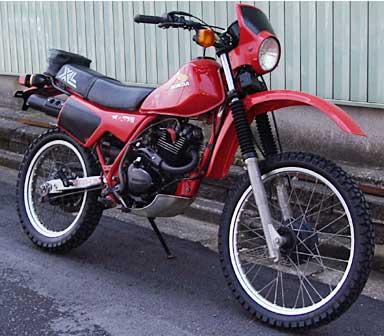 Honda XL 200 R