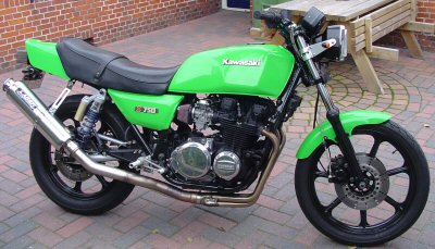 Kawasaki Z 750 L