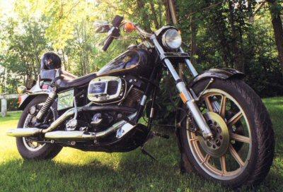 Harley-Davidson FXB 1340 Sturgis