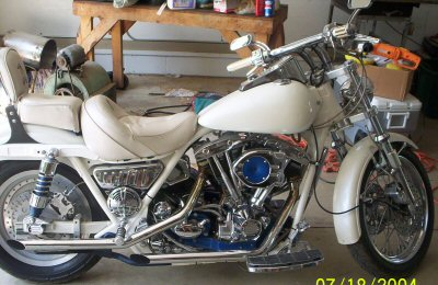 Harley-Davidson FXR 1340 Super Glide II