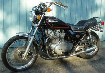 Kawasaki KZ 750 CSR (KZ 750 M1)