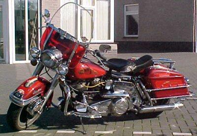 Harley-Davidson FLH 1340 Electra Glide