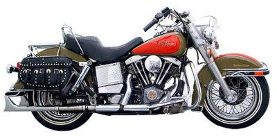 Harley-Davidson FLHE 1340 Heritage