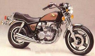 Honda CB 650 C