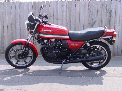 Kawasaki GPZ 1100 F 1
