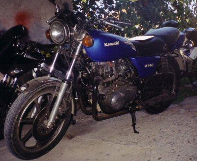 Kawasaki Z 440 C