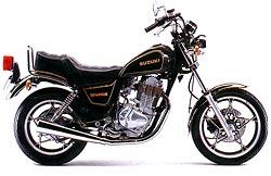 Suzuki GN 400 TD