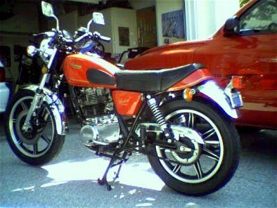 Yamaha SR 500 G (cast wheels)
