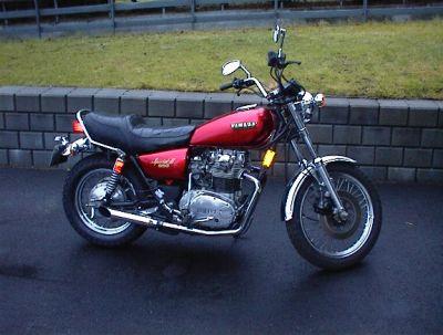 Yamaha XS 650 Special