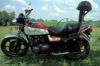 Kawasaki Z 650 C