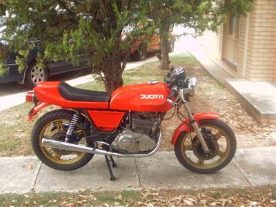 Ducati 500 S Desmo