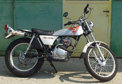 Honda TL 125 S