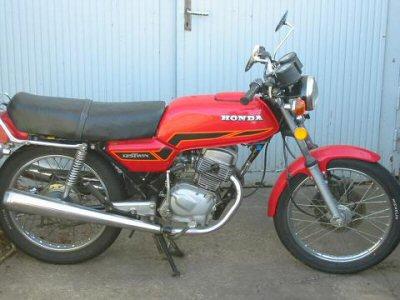 Honda CB 125 Disc