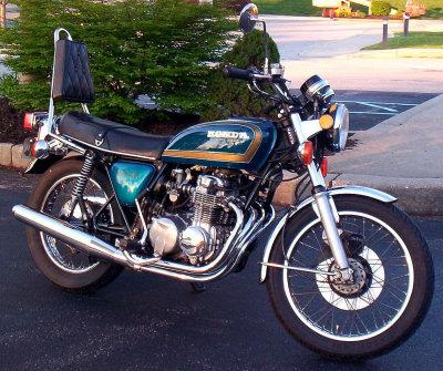 Honda CB 550 F 1