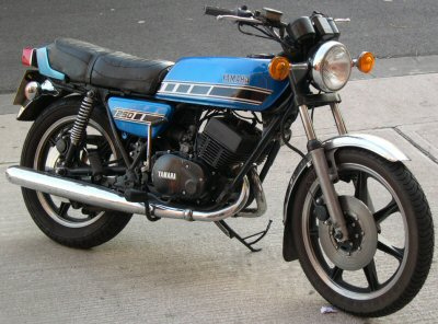 Yamaha RD 250 DX