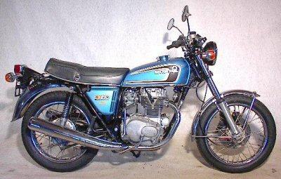 Honda CB 250 G