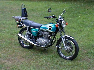 Honda CB 360 disc