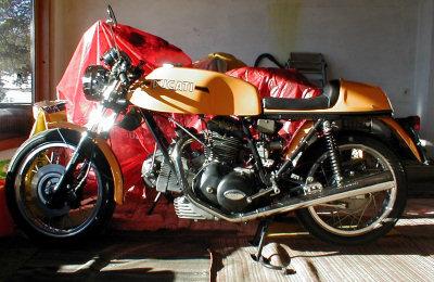 Ducati 750 S Sport