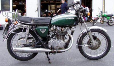 Honda CB 450 K 1