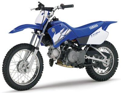 Yamaha TT-R 90 E