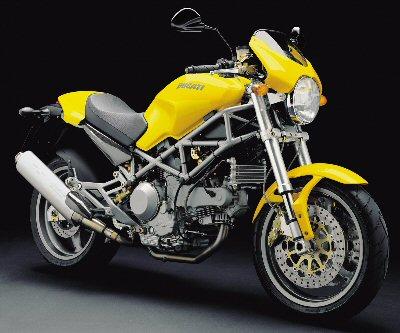 Ducati Monster 1000 S i.e.