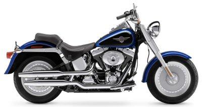 Harley-Davidson FLSTFI Fat Boy
