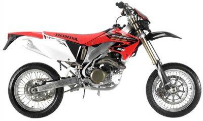 Honda CRF 450 F
