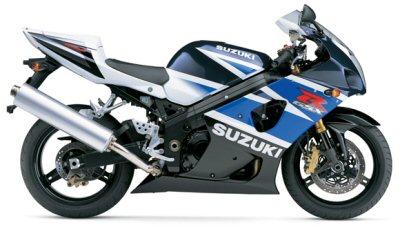 Suzuki GSX-R 1000 Mladin Replica