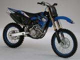 TM racing MX 450 F Cross