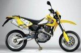 CCM 644 Dual Sport Supermoto