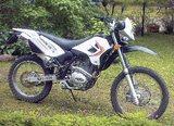 Siamoto Enduro 125