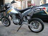 CCM 604 Supermoto